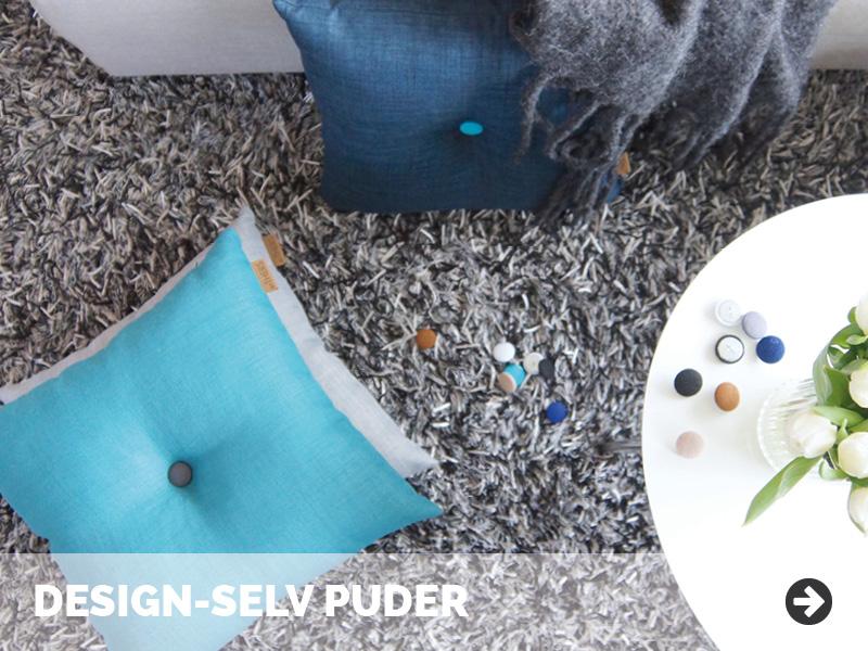 Design dine egne puder hos byTHERS